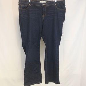 Torrid Denim 24R Jeans Denim Relaxed Boot